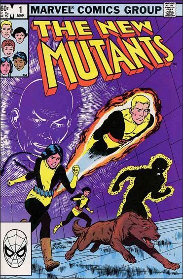 See details of New Mutants 1 - Town's End Comics